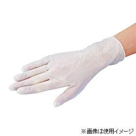 8-9569-01 アズワン プロシェアプラスチック手袋 薄手タイプ パウダーフリー (L 1箱 100枚入) [8956901]
