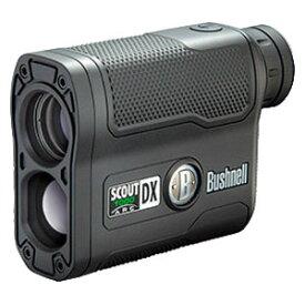 スカウト1000DX ブッシュネル レーザー距離計「ライトスピード スカウト1000DX」 (倍率6倍) Bushnell