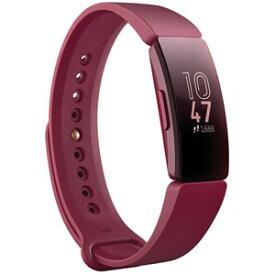 FB412BYBY-FRCJK フィットビット ウェアラブル活動量計(Sangria) L/Sサイズ Fitbit Inspire [FB412BYBYFRCJK]【返品種別A】