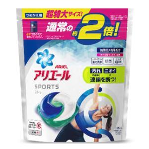 アリエール ジェルボール3Dプラチナスポーツ 26個入り P&GJapan アリエ-ルGB3DPスポ-ツカエ26コ