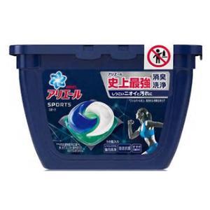 アリエール ジェルボール3Dプラチナスポーツ 14個入り P&GJapan アリエ-ルGB3DPスポ-ツ14