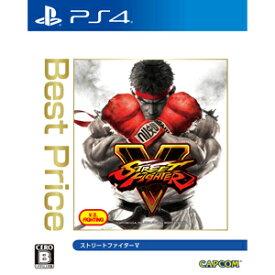 【PS4】ストリートファイターV Best Price カプコン [PLJM-16391 ストリートファイター5 ベスト]