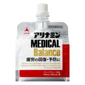 アリナミン メディカルバランス 100ml 武田コンシューマーヘルスケア アリナミンメディカルバランス