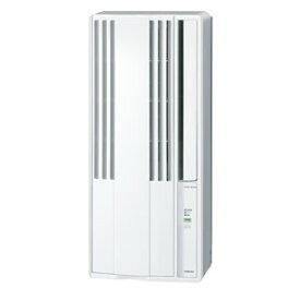 CW-F1619-WS コロナ 窓用エアコン(冷房専用・おもに4〜6畳用 シェルホワイト) CORONA