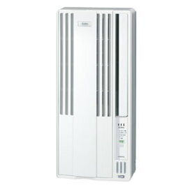 CW-FA1619-WS コロナ 窓用エアコン(冷房専用・おもに4〜7畳用 シェルホワイト) CORONA