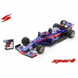 1/43 Scuderia Toro Rosso No.26 TBC 2019 Honda STR14【S6080】 スパーク
