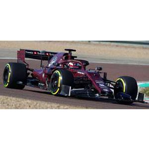 1/43 Alfa Romeo Racing Sauber F1 Team Test Car Fiorano Circuit Shakedown 2019 Alfa Romeo Racing C38【S6083】 スパーク