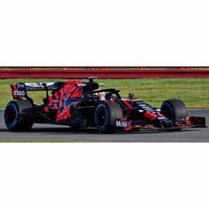 1/43 Aston Martin Red Bull Racing F1 Team Test Car Silverstone Circuit 2019 Aston Martin Red Bull Racing-TAG Heuer RB15【S6084】 スパーク