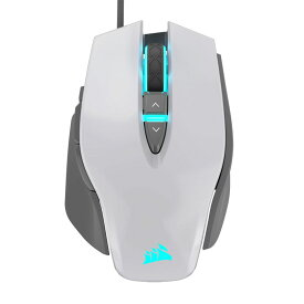 CH-9309111-AP コルセア 8ボタン FPS特化型オプティカルゲーミングマウス(ホワイト) CORSAIR M65 RGB ELITE White