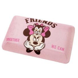 4620198 モリシタ もちもち 低反発枕 ミニー 30×50cm ミニーマウス 【Disneyzone】