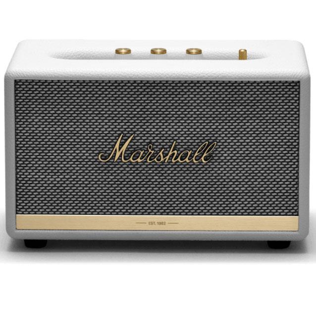 ZMS-1001901 マーシャル Bluetooth対応 ポータブルスピーカーACTON II(ホワイト) Marshall ACTON  White