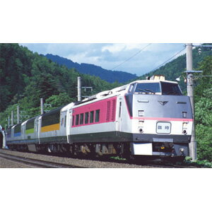 [鉄道模型]マイクロエース (Nゲージ) A8257 キハ183系-5200 ノースレインボー・キハ183-1代走 5両セット
