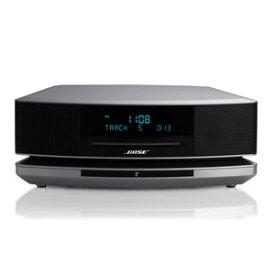 Wave SoundTouch music system IV ボーズ コンパクト・オールインワン・オーディオシステム(プラチナムシルバー) BOSE