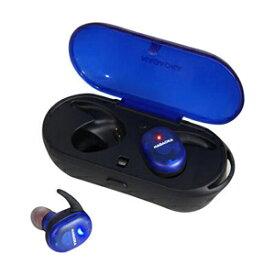 BT815SBL ナガオカ 完全ワイヤレス Bluetoothイヤホン(スケルトンブルー) NAGAOKA