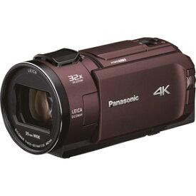 HC-WX2M-T パナソニック デジタル4Kビデオカメラ「HC-WX2M-T」(カカオブラウン)