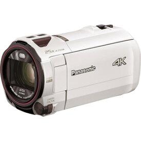 HC-VX992M-W パナソニック デジタル4Kビデオカメラ「HC-VX992M」(ピュアホワイト)