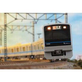 [鉄道模型]グリーンマックス (Nゲージ) 30841 小田急3000形(3082編成・インペリアルブルー帯)増結用中間車6両セット(動力無し)