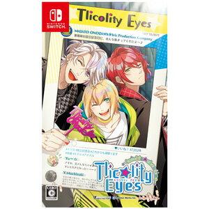 【特典付】【Nintendo Switch】Tlicolity Eyes -twinkle showtime- 通常版 アイディアファクトリー [HAC-P-ATN7A NSW トリコリティアイズ ツウジョウ]