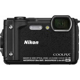 W300BK ニコン デジタルカメラ「COOLPIX W300」(ブラック)