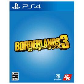 【PS4】ボーダーランズ3 通常版 テイクツー・インタラクティブ・ジャパン [PLJS-36112 PS4 ボーダーランズ3 ツウジョウ]