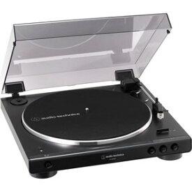 AT-LP60XBT-GBK オーディオテクニカ ワイヤレスターンテーブル(グロスブラック) audio-technica