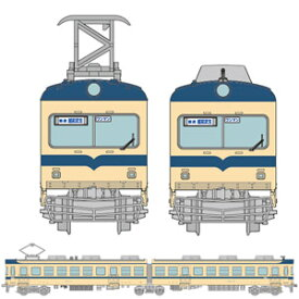 [鉄道模型]トミーテック (N) 鉄道コレクション 福井鉄道200形(201号車)