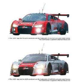 1/24 レーシングシリーズ アウディ R8 LMS GT3【PN24004】 NuNu