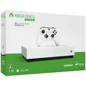 Xbox One S 1 TB All Digital Edition マイクロソフト [NJP-00038 XboxOneS デジタルエディション]