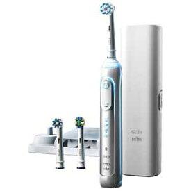 D7015355XCT ブラウン 電動歯ブラシ ホワイト BRAUN Oral-B(オーラルB) Genius 8000(ジーニアス8000)