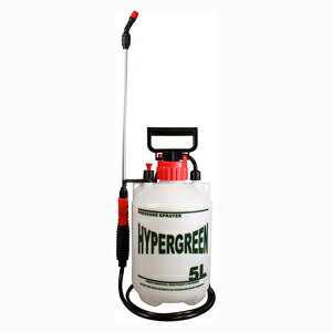 蓄圧式噴霧器 ハイパー 5L #5100