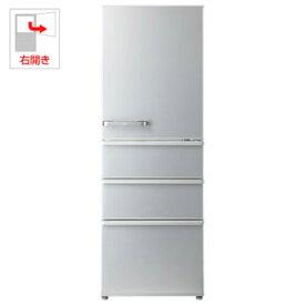 AQR-36H-S アクア 355L 4ドア冷蔵庫(ミスティシルバー)【右開き】 AQUA