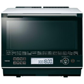 ER-TD3000-W 東芝 スチームオーブンレンジ 30L グランホワイト TOSHIBA 過熱水蒸気オーブンレンジ 石窯ドーム [ERTD3000W]