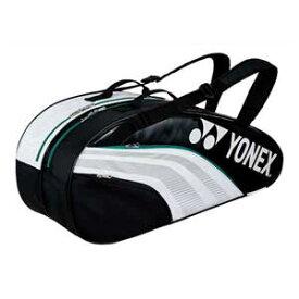 YO BAG1932R 141 ヨネックス テニス 6本用 ラケットバッグ6 リュック付き(ホワイト/ブラック) YONEX TENNIS BAGS TEAM series