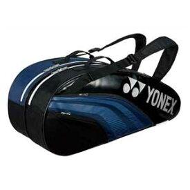 YO BAG1932R 538 ヨネックス テニス 6本用 ラケットバッグ6 リュック付き(ブラックネイビー) YONEX TENNIS BAGS TEAM series