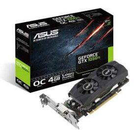 GTX1050TI-O4G-LP-BRK エイスース PCI-Express 3.0対応 グラフィックスボードASUS GTX1050TI-O4G-LP-BRK