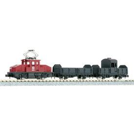 [鉄道模型]カトー (Nゲージ) 10-504-1 チビ凸セット いなかの街の貨物列車