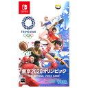 【Nintendo Switch】東京2020オリンピック The Official Video Game セガゲームス [HAC-P-APP9A NSW トウキョウ2020オリンピック ジ オフィシ