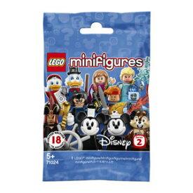 【1パック】レゴ(R)ミニフィギュア ディズニー シリーズ2 【71024】 レゴジャパン 【Disneyzone】