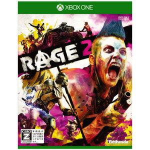 【Xbox One】RAGE 2 ベセスダ・ソフトワークス [RGV-00001 XboxOne レイジ2]