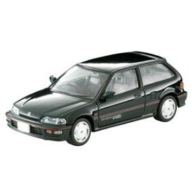 1/64 LV-N182a Honda シビック SiR-II(緑)【290056】 トミーテック