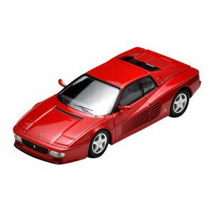 1/64 TLV-NEO フェラーリ512TR(赤)【292487】 トミーテック