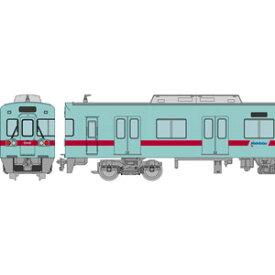 [鉄道模型]トミーテック (N) 鉄道コレクション 西日本鉄道6050形 更新車 6156編成 増結3両セット