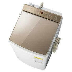 (標準設置料込)NA-FW90K7-T パナソニック 9.0kg 洗濯乾燥機 ブラウン Panasonic [NAFW90K7T]