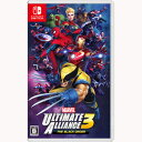 【Nintendo Switch】MARVEL ULTIMATE ALLIANCE 3: The Black Order 任天堂 [HAC-P-APY2A NSW マーベル アルティメット…