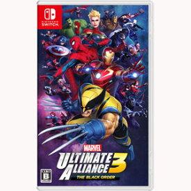 【Nintendo Switch】MARVEL ULTIMATE ALLIANCE 3: The Black Order 任天堂 [HAC-P-APY2A NSW マーベル アルティメット アライアンス3]