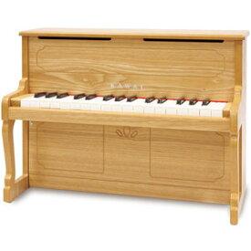 1154アップライトピアノナチュラル カワイ ミニピアノ(ナチュラル) KAWAI アップライトピアノタイプ