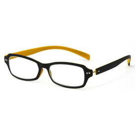 GLR01-9+2.5 デューク 老眼鏡 (度数:+2.50)φ51 ネオクラシック リーディンググラス(マットブラック)