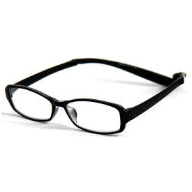 GLR-21-1+1.0 デューク 老眼鏡 (度数:+1.00)φ53 ネオクラシック ネックハグ リーディンググラス(グレー)