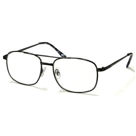 DR-95 1.5 デューク 老眼鏡 (度数:+1.50)φ55 スタンダードシンプル メタルフレーム AGING Opti (エイジングオプティ)