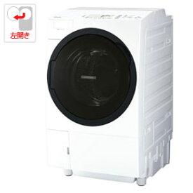 (標準設置料込)TW-117A8L-W 東芝 11.0kg ドラム式洗濯乾燥機【左開き】グランホワイト TOSHIBA
